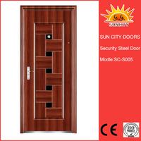 Stainless security steel decorative door grilles SC-S005