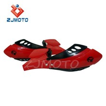 "ZJMOTO Motorcycle Motocross Dirt Bike 7/8"" Handlebar Hand Guards Handguards 1"" Motorcycle Hand guard Protection"