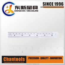 [CHANT] 15cm Stainless Steel Ruler/Metal Ruler with Etching Scale