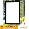 Wholesale black frame light posters for advertising display