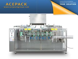 Whitening cream Packaging Machine SG-210