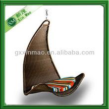 Zen Curve Wicker Hanging Chair