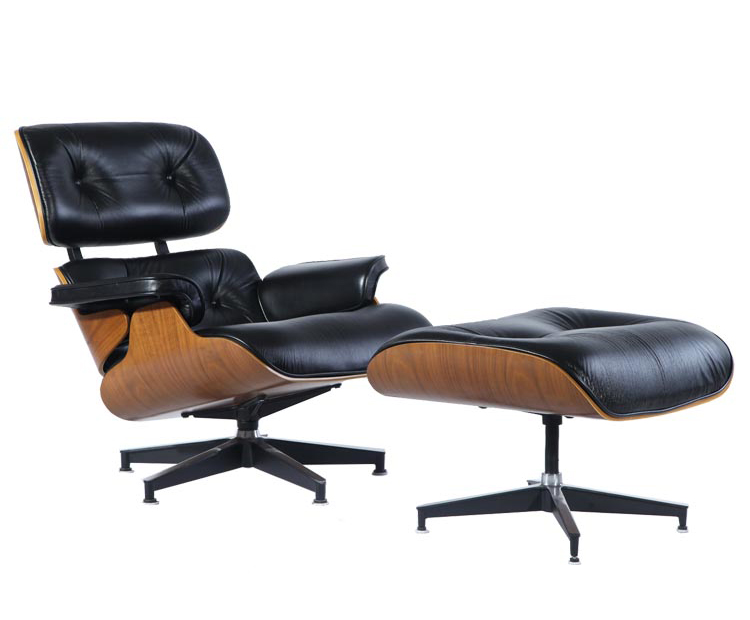 China Wholesale Living Room Furniture Charles Lounge Chair And Ottoman Replic