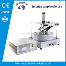 Guarded hot plate thermal conductivity tester thermal analysis