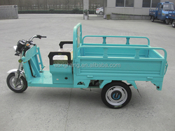 2015 hot sale h-power electric three wheel electric tricycle