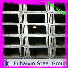 Iron Steel U-Shaped Channels