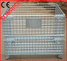 foldable galvanized wire plant cages