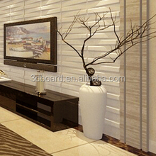 latest selling decoration materials europe interior 3d wall paper