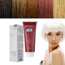 Lighten black hair up to 7 degree professional hair bleaching cream