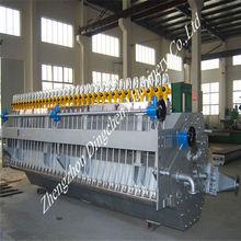 High pressure head box in long mesh paper making machine