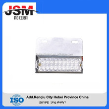 Colorful &White 18 LED Truck and lorries Rainbow side light