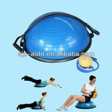 BOSU BALL Balance Trainer Exercise Core Stability workout Fitness Gym Equipment
