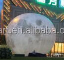 2015 new giant christmas decoration inflatable moon
