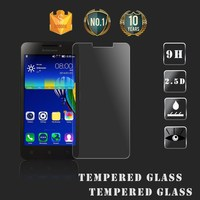 Free Sample!anti shatter 2.5d round edge 0.33mm 9h Tempered glass screen protector for Lenovo A3600 mobile phone