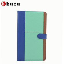 Newest fashion battery leather flip case for ipad Air 2