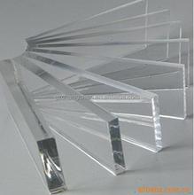 China custom acrylic slip / piece / plate