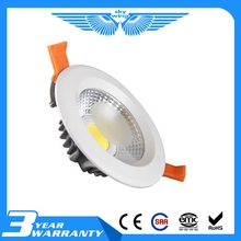 New design power dimmable 30w cob led downlight with great price LS-WTTD830