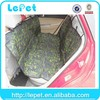 Pet accessories manufacturer wholesale car seat cover for dog