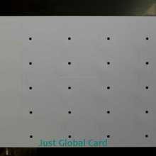 Hot selling ,125KHZ / 13.56MHZ rfid id,ic card inlay/prelam for card maker