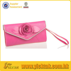 Leather Ladies Ultra Thin Wallets