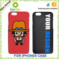2015 decorative design phone cases for iphone 6
