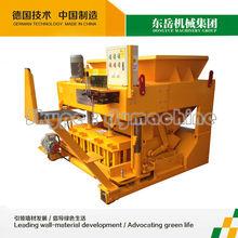 caliente venta masiva en movimiento la máquina del bloque qtm6-25 gran bloque de muebles de la máquina para libia