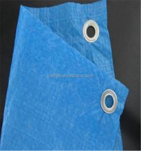 China professional manufacture /pe/pp tarpaulin with grommet for truck/tents/camping/
