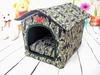 Cute new soft cotton new soft pet dog house