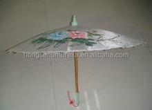 Honesen oem and odm black color 60inch custom made umbrellas