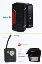 Best Selling Product Car Emergency Tools Portable Multifunction Powerful Auto 12V Mini Jump Starter