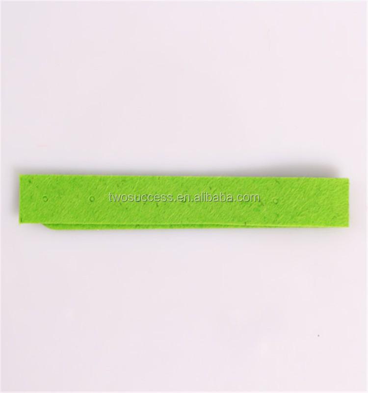 oem design custom silicone mosquito repellent bracelet