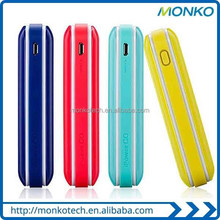 Sale!! Best Selling Funny Colorful High Capacity Luggage Mobile Power Bank