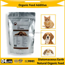 DElite All-Natural! 1KG/Barrel Diatomaceous Earth Food Grade Powder For Chicken,Horse,Cat,Fish ,Dog,Sheep,Cow