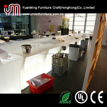 High Quanlity Led Bar Table Counter Table For Bar Led Table