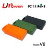 12V 12000mAh Polymer Li-ion battery jump starter emergency road kit in emergency tool