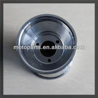 "5"" inch rims for go kart ,front wheel ,rims length 130mm installing hole 42mm"