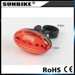 Nice well hot sale factory direct sale bike back light