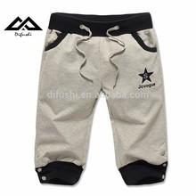 nuevo diseño de moda de verano deporte pantalones cortos para hombres