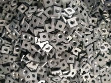 sintered woodworking carbide inserts for milling cutter