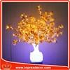 Led pots planters christmas led flower tree light blossom lights