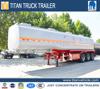 Gasoline Petroleum Diesel Crude Oil Fuel Petroleum Tank Trailers