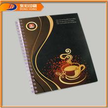 Diario spirale copertina rigida per notebook, collegio governato carta notebook