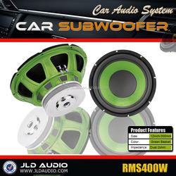DC12V High-End JL809 Car Audio Subwoofer