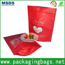 resealable plastic bags zip lock food grade small pouch from china manufacturer