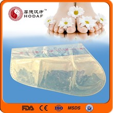 Herbal Ingredient and Adults Age Group foot mask exfoliating