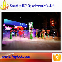 active demand indoor p7.62 stage background led display big screen