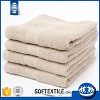 china manufacturer different Multicolor egyptian cotton towel set