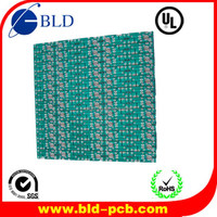 V cut printed circuit board