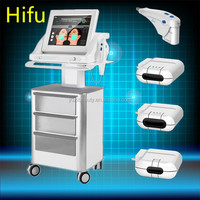 2015 more precise and safe treatment hifu for wrinkle removal