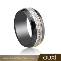 OUXI new design best friends forever jewelry fashion rings